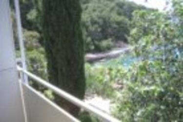 Sirena Hotel: Terraza ISLA DE HVAR - DALMACIA