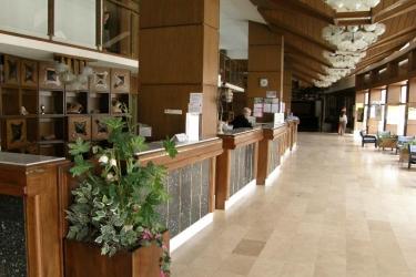 Hotel Arkada: Lobby ISLA DE HVAR - DALMACIA