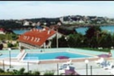 Hotel Campomar De Isla: Außen ISLA - KANTABRIEN