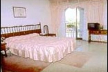 Hotel Campomar De Isla: Schlafzimmer ISLA - KANTABRIEN