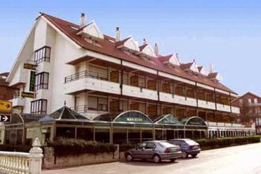 Hotel Isabel: Außen ISLA - KANTABRIEN