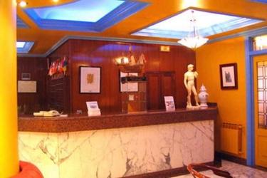Hotel Isabel: Lobby ISLA - KANTABRIEN
