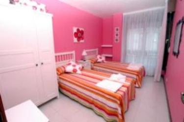 Hotel Playas De Noja: Schlafzimmer ISLA - KANTABRIEN