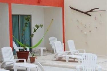Hotel Luna D'Miel Suites: Centro Affari ISLA MUJERES