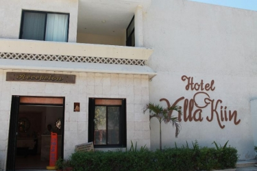 Hotel Villa Kiin: Exterieur ISLA MUJERES