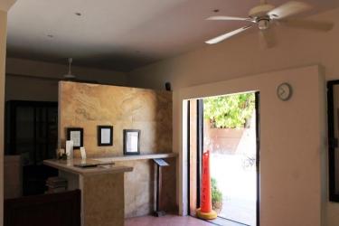 Hotel Villa Kiin: Lobby ISLA MUJERES