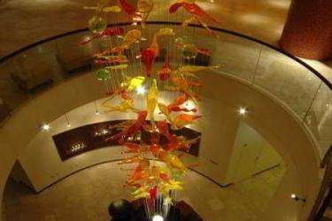 Okinawa Nahana Hotel & Spa: Lobby ISLAS OKINAWA - OKINAWA PREFECTURE