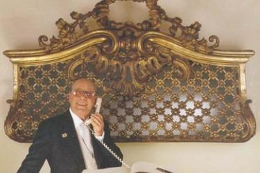 Capri Palace Hotel & Spa: Lobby ISOLA DI CAPRI - NAPOLI