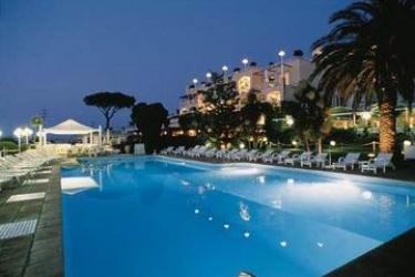 Capri Palace Hotel & Spa: Piscina Esterna ISOLA DI CAPRI - NAPOLI