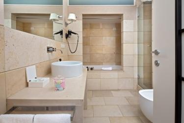 Villa Marina Capri Hotel & Spa: Bagno ISOLA DI CAPRI - NAPOLI