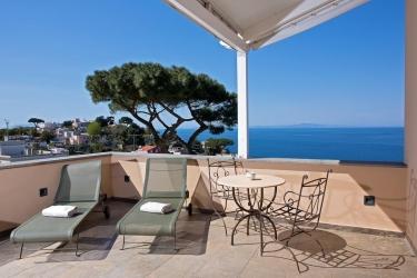 Villa Marina Capri Hotel & Spa: Balcone ISOLA DI CAPRI - NAPOLI