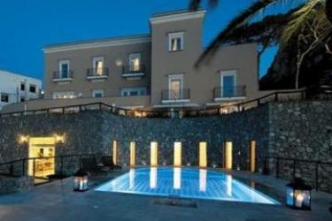 Villa Marina Capri Hotel & Spa: Piscina Esterna ISOLA DI CAPRI - NAPOLI