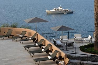 Villa Marina Capri Hotel & Spa: Vista ISOLA DI CAPRI - NAPOLI