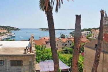 Hotel Villa Toni Natura: Camera Athenian Panorama ISOLA DI HVAR - DALMAZIA