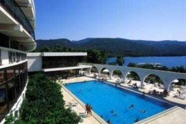 Hotel Arkada: Piscina ISOLA DI HVAR - DALMAZIA