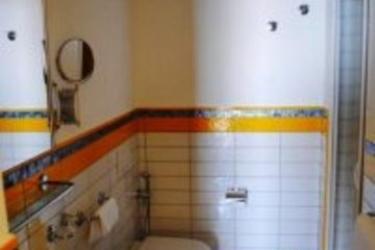 Hotel Cava Dell'isola: Bagno ISOLA DI ISCHIA - NAPOLI