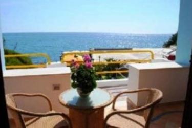 Hotel Cava Dell'isola: Balcone ISOLA DI ISCHIA - NAPOLI
