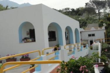 Hotel Cava Dell'isola: Esterno ISOLA DI ISCHIA - NAPOLI