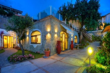 Hotel Imperamare: Lobby ISOLA DI ISCHIA - NAPOLI
