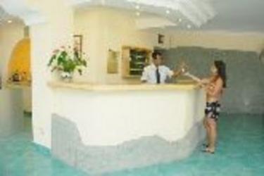 Hotel Imperamare: Reception ISOLA DI ISCHIA - NAPOLI
