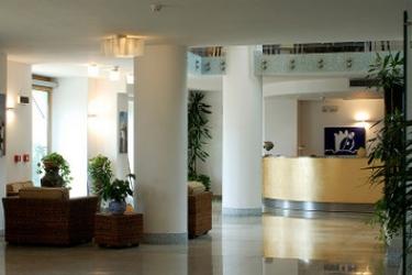 Hotel Villa Carolina: Hall ISOLA DI ISCHIA - NAPOLI