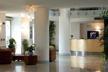 Hotel Villa Carolina: Lobby ISOLA DI ISCHIA - NAPOLI