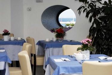Hotel Villa Carolina: Ristorante ISOLA DI ISCHIA - NAPOLI
