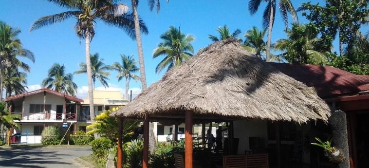 Hotel Bamboo Backpackers: Esterno ISOLE FIGI