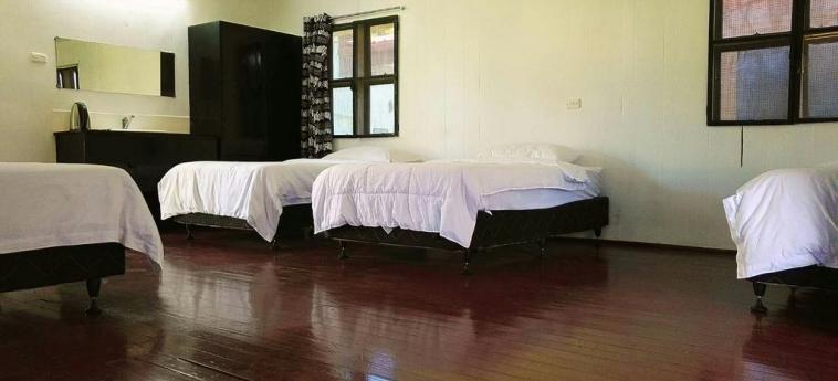 Hotel Beach Escape Resort: Dormitorio 4 Pax ISOLE FIGI