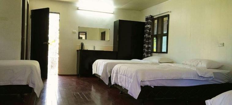 Hotel Beach Escape Resort: Dormitorio ISOLE FIGI
