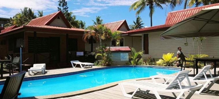 Hotel Beach Escape Resort: Piscina Esterna ISOLE FIGI
