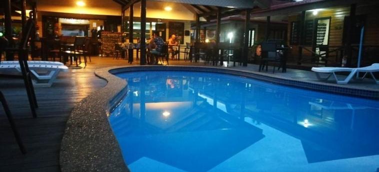 Hotel Beach Escape Resort: Piscina ISOLE FIGI