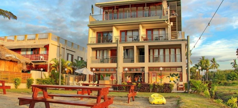 Hotel Tropic Of Capricorn: Esterno ISOLE FIGI