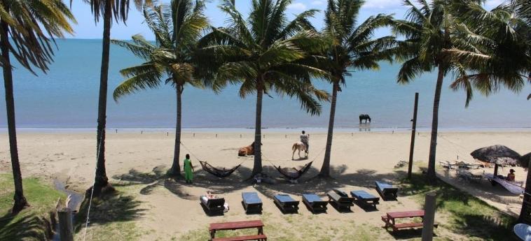 Hotel Tropic Of Capricorn: Spiaggia ISOLE FIGI