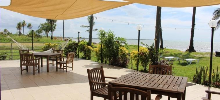 Hotel Tropic Of Capricorn: Terrazza ISOLE FIGI