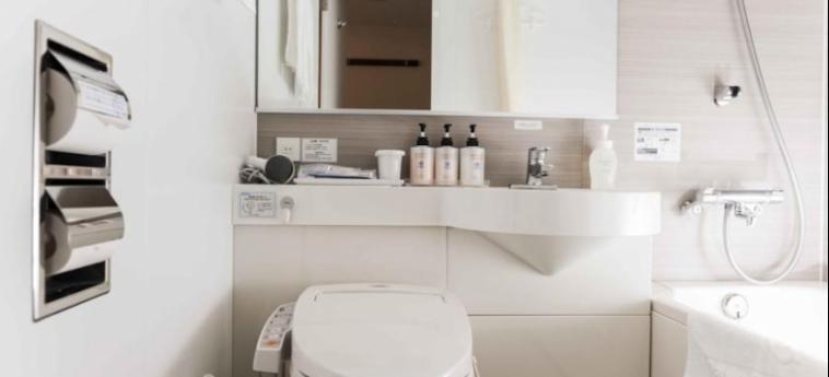 Comfort Hotel Naha Kencho-Mae: Bagno ISOLE OKINAWA - PREFETTURA DI OKINAWA