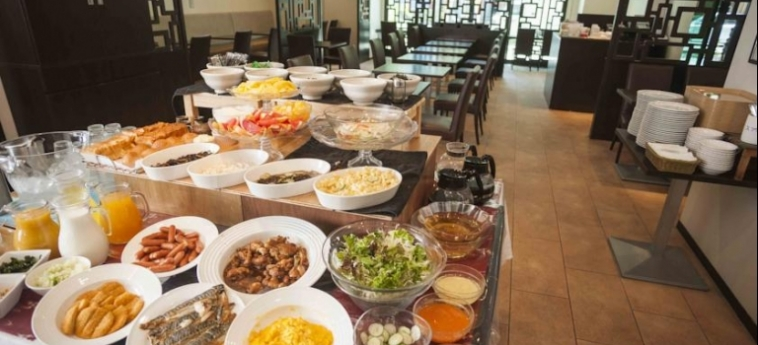Comfort Hotel Naha Kencho-Mae: Colazione ISOLE OKINAWA - PREFETTURA DI OKINAWA
