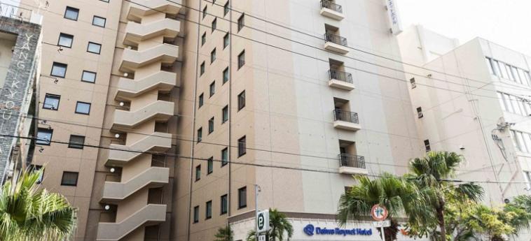 Comfort Hotel Naha Kencho-Mae: Esterno ISOLE OKINAWA - PREFETTURA DI OKINAWA