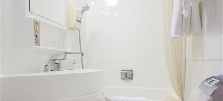 Hotel Taira: Bagno ISOLE OKINAWA - PREFETTURA DI OKINAWA
