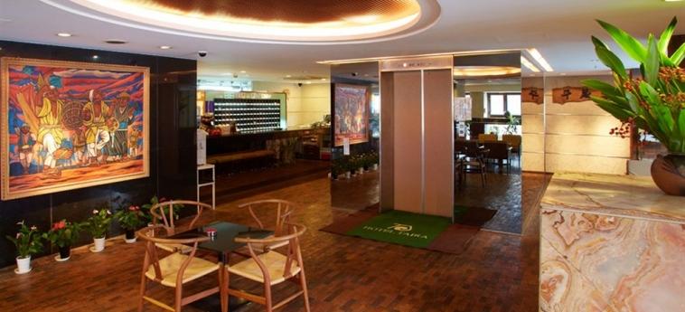 Hotel Taira: Lobby ISOLE OKINAWA - PREFETTURA DI OKINAWA