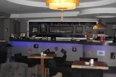 Volley Hotel Istanbul: Bar ISTANBUL