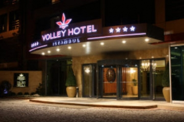 Volley Hotel Istanbul: Caminetto ISTANBUL