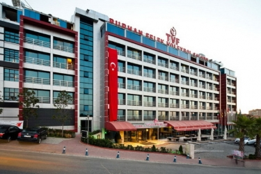 Volley Hotel Istanbul: Esterno ISTANBUL