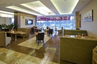 Volley Hotel Istanbul: Lobby ISTANBUL