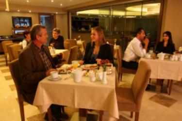 Volley Hotel Istanbul: Ristorante ISTANBUL