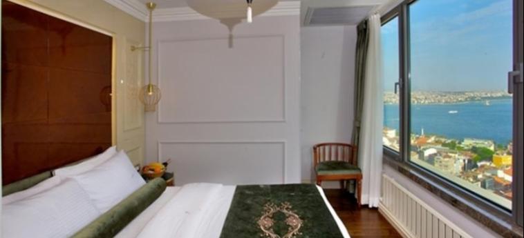 Taksim Star Hotel: Camera Matrimoniale/Doppia ISTANBUL