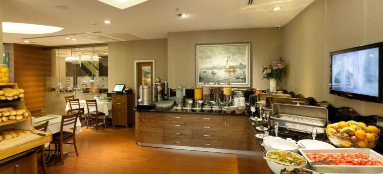 Hotel Sorriso: Buffet ISTANBUL