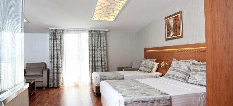 Hotel Sorriso: Chambre Family ISTANBUL