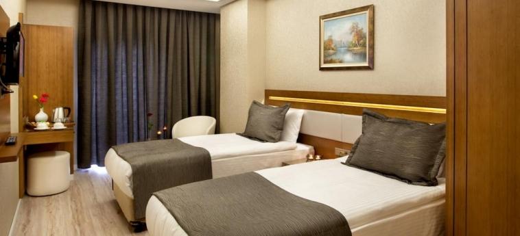 Hotel Sorriso: Chambre jumeau ISTANBUL