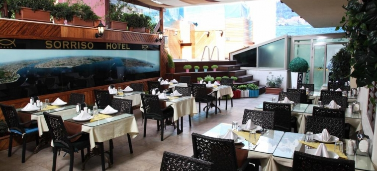 Hotel Sorriso: Dining Area ISTANBUL